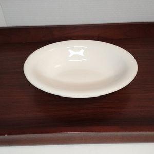 Homer Laughlin Restaurant Ware Oval Serving Dish